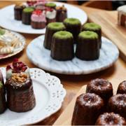 台北 Aluvbe Cakery艾樂比(台北店) 蘋果迷必朝聖甜點店 磅蛋糕.可麗露.乳酪蛋糕