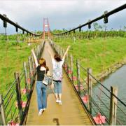 【屏東‧萬巒】萬巒吊橋‧私人秘境,遠離都市的喧囂