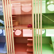台北微風廣場對面-精緻溫馨的貓旅館