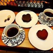 Kidult Coffee 吉多咖啡館覆盆子白巧克力球的絕妙獨特口感外,咖啡也會讓人細細品嘗好味道啊!熔岩巧克力的魅力更是讓我們著迷喔!