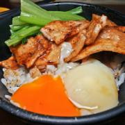 佐藤精肉店 akiba 炭火豬丼專門店,光華商場旁美味烤肉丼飯