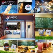 [食記]。中壢│肉Sandwich★大口滿足的熱壓三明治專賣店
