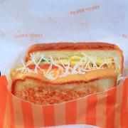 【明洞早餐】明洞烤麵包漢堡(명동 햄버거 토스트),在地人氣行動早餐車,紅到國外去。