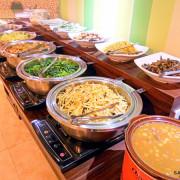 (洛碁新仕界大飯店 / 台北車站 / 西門町住宿)「洛碁新仕界大飯店」(3-3)餐飲篇 ---用餐環境寬敞舒適,中西日風味美食早餐,一次享用大滿足!