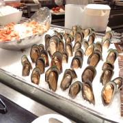 東西很多,可惜胃不夠大-漢來海港天母店体驗心得
