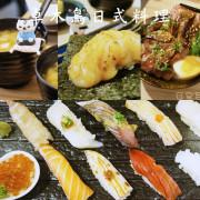 食記◎--【萬華 南機場】卓木鳥日式料理。樸實又好吃!七種口味的炙燒鮭魚/板腱牛排丼/烤魚下巴/大干貝