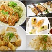 【台北日本料理】捷運善導寺 新宿食事處 傳統日式料理食堂