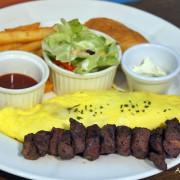 [蘆洲美食 麋鹿小館] 富有童趣的親子空間 高水準的平價餐廳 私房甜點 早午餐 下午茶 客製化料理 - 安妮的天空