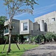 【旅遊分享】宜蘭礁溪住宿有朋會館villa民宿,體現空間一泊二食 放鬆在當代藝術中的人文氣息