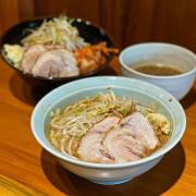 『台南東區|菜良sara日式拉麵』千千推薦 台灣少見的二郎系拉麵