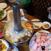 【雲林。斗六】進入桃花源。福州料理。江浙名菜。香酥鴨。東北酸菜白肉鍋。桃花源餐廳