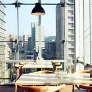 【台北市士林區。下午茶】omocafé 天母SOGO 早午餐下午茶 用餐環境佳 休息一下繼續逛 芝山捷運站