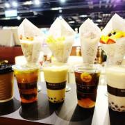 《體驗團》【西區】台中瑪蜜黛Momi&Toys Crêperie 勤美誠品B1~來自東京日式可麗餅 甜鹹都有口味選擇多