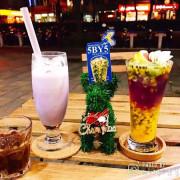【信義.慈】結合塔羅牌的唯美花草茶飲店▷5 by 5 花草茶飲