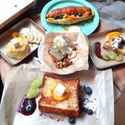 【新竹東區】Simple 簡單吃☞藏身於小巷中的迷人甜點店,從裝潢到餐點,每一處都充滿驚喜!