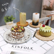 食記 新竹咖啡廳 / 甜點 Simple 簡單吃 神秘巷弄內的美味戚風 ♡愛亂吃女孩日記♡