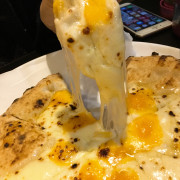 【苗栗食記】Casa pizza 卡薩窯烤披薩●世界披薩亞軍意想不到的餅皮●178少女心