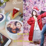 【下午茶】台北永康街 拍照不求人 映相咖啡 wifi影像咖啡拉花 自助棚拍館 IG超人氣影像咖啡拉花 東門捷運站