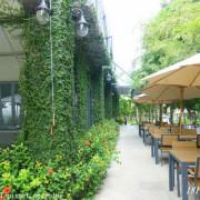 【彰化。北斗】家園藝術咖啡牛排館。綠意空間。複合式庭園餐廳