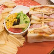 台中土司森林美味之旅南門總店--世界木盤早餐、從早到晚的異國美食滿足你的味蕾