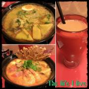 {食記}{嘉義}大心新泰式麵食 Very Thai Noodles~南洋風味暖暖胃