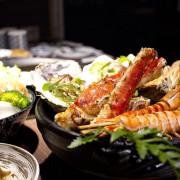 「台中西屯區美食」赤沐TAIKO和洋炉端燒-米平方 M Square 套餐頂級精緻飽足,日式海鮮美味料理爐端燒特色美味,聚餐約會首選。