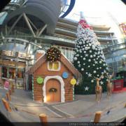 【聖誕節約會首選】最有耶誕氣氛!新竹最美雪白聖誕樹就在Big City遠東巨城購物中心