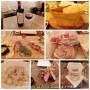 <捷運國父紀念館>進口食材、原汁原味北義料理美食~La Piola Taipei 義大利餐廳
