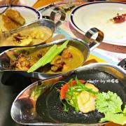 【台中 南屯】魔法咖哩Magic curry~~可以免費續飯、續咖哩醬,根本就是大胃王的天堂,咖哩口味也不少,還有神秘的黑咖哩哦~~