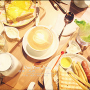 【新北市板橋區。早午餐】Ona.Rina Icing 歐娜。瑞娜 早午餐 輕食早午餐 平日用餐無限時 一起來悠閒吃早餐吧~新埔捷運站