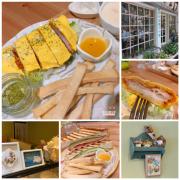 【食記】新北板橋│歐娜瑞娜早午餐。溫馨的甜點。烘焙。手作。糖霜餅乾