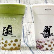 【台中.大雅】迷客夏 Milk Shop 大雅店。不要太超過...迷客夏的抹茶鮮奶珍珠,公司同事喝過後全部都...