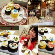 ◎【台北(中山區) ERova cakes 翻糖蛋糕】聖誕限定版-療癒系小禮盒...可愛到心都融化了!!!