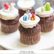 聖誕節限定禮盒 ERova cakes 翻糖手作杯子蛋糕