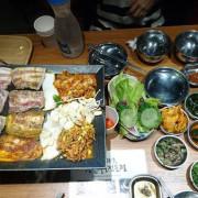 【台中】超特別八色五花肉、起司流域炸雞、韓式烤肉、海鮮煎餅『娘子韓食』