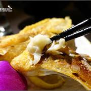 【新竹】松江屋海鮮串燒,北門街上鄰近城隍廟的居酒屋,你不可不知的宵夜好去處,重點是...料好味美份量誠意足