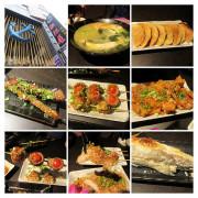 【新竹美食】新竹城隍廟北門街上,松江屋海鮮串燒居酒屋,海鮮多是基隆海港現場採購,新鮮好好味,份量足,老闆簡直是佛心來著