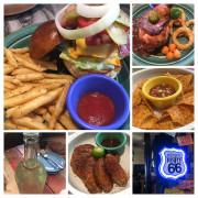【台中美食】勤美誠品往南走,Hot Shock 哈燒庫美式休閒餐廳,輕鬆、休閒、歡樂,無拘無束的用餐環境