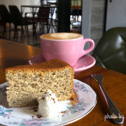 |台北內湖‧咖啡館| 不限時/免費wifi/安靜不喧鬧咖啡館《在山野對話》三訪/捷運港墘站
