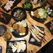 【深夜食堂】新竹東區 - 下班相揪去吃日式串燒燒酒!如家一般的宵夜居酒屋