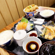 台中天婦羅丼飯.美味排隊名家來台五年新菜單──金子半之助