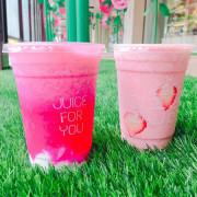 捷運中山站✿GOCHA BAR✿草莓季即將結束!! JUICE FOR U~快來抓住草莓季尾巴萌一下!
