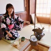 新竹日藥本舖 江戶村博物館 ♡ 品嘗和菓子、浴衣體驗,免費參觀