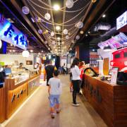 【桃園市-桃園區】桃園火車站前商圈「ATT筷食尚」