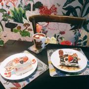 捷運忠孝敦化站✿ 娜塔莉花園咖啡館 Nathalie Lete ✿法國畫家娜塔莉Nathalie的專門店~花朵、動物或者海底世界,用繪畫帶給你生命力!