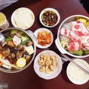 【新北三重】路得小火鍋 | 雙人套餐可選2道附餐 白飯、泡菜吃到飽 高CP值巷弄美食推薦