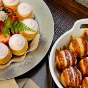 【台南中西區】和喫鬆餅☞老房子裡的陣陣撲鼻香氣,圓滾滾小鬆餅療癒感十足!