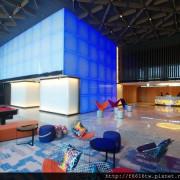 【台北北投雅樂軒】華麗時尚 潮 飯店 Aloft Taipei Beitou