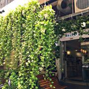 【台中 北區】橋。咖啡 Bridge Café🌻🌻🌻花朵特調好吸睛,有夏季限定的芒果花,招牌橋餅也有限定口味,傳說中的爆漿龍蝦沙拉蛋餅,從早賣到晚的早餐店,品項十分多元