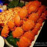 【台北。泰山】麗京棧酒店:彩京苑餐廳『海鮮自助百匯』